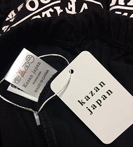 kazan(カザン)『レギンス幾何学模様パンツ』