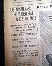 Best notre dame vs ohio state 1935 Reviews