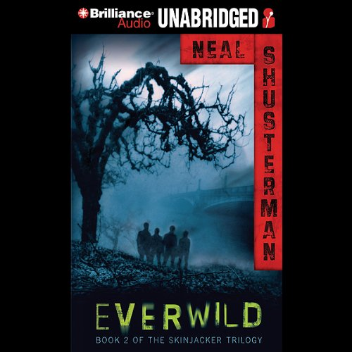 Everwild audiobook cover art