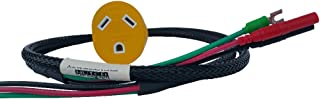Hutch Mountain Honda EU2000i Parllel Cable + 30amp RV Adapter - Stronger Than OEM Cables -