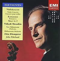 Beethoven: Violin Concerto / Romances Nos. 1 & 2 (1980-01-01)