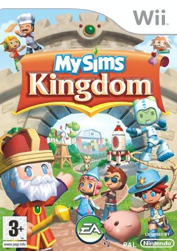 MySims Kingdom [Importación italiana]