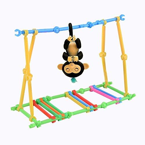 Balançoire pour bébé singe