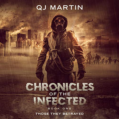 Chronicles of the Infected audiobook cover art