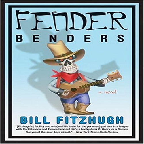 Fender Benders audiobook cover art