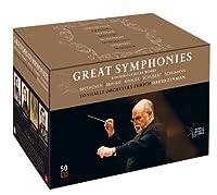 Great Symphonies Zurich Years by ZINMAN / TONHALLE ORCH ZURICH (2014-04-01)