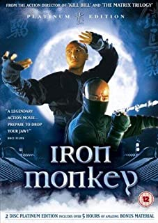 Iron Monkey [Reino Unido] [DVD]