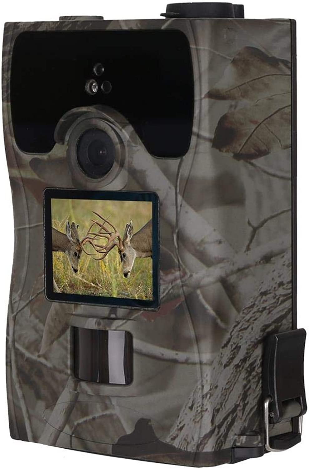 Hunting Camera,a Night Vision Trail Infrared LCD 12MP,Outdoor Wildlife Scouting Camera with PIR Sensor