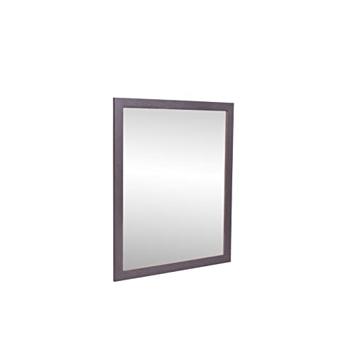 Brio 22529 Miroir Karma Noir 44,7 x 54,7 cm