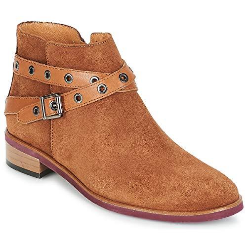 Karston Web Boots Femme Marron - 37