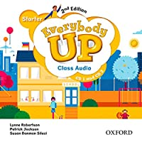 Everybody Up: Starter Level: Class Audio CDs: Linking your classroom to the wider world