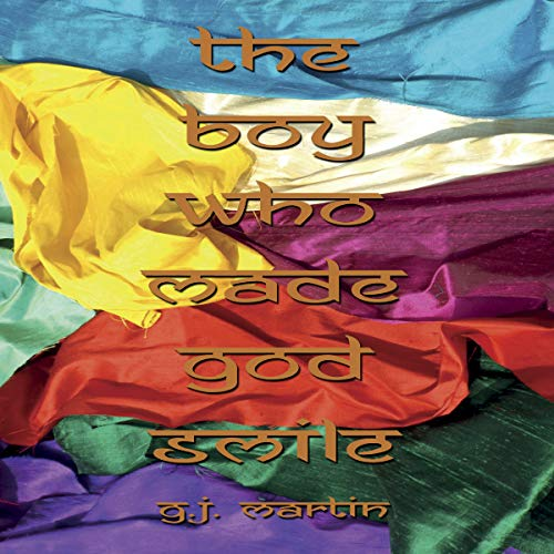 The Boy Who Made God Smile audiobook cover art