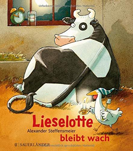 Lieselotte bleibt wach (Mini-Ausgabe)