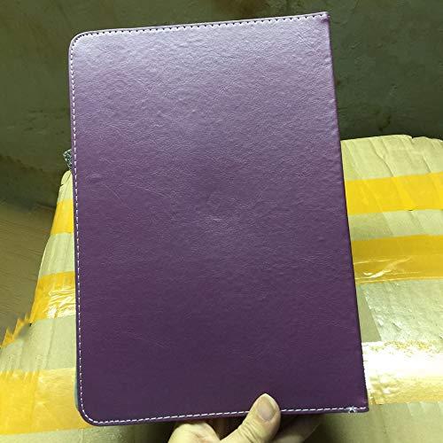 7 pulgadas universal plana caso de cristal patrón universal funda protectora Tablets universal cuero caso