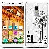 Litao-Case LLM Hülle für Elephone s3 hülle TPU Weiches Silikon Schutzhülle Case Cover 10