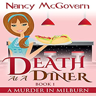 Death at a Diner audiobook cover art