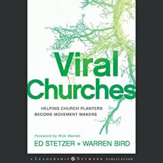 Viral Churches: Helping Church Planters Become Movement Makers cover art