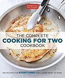 professional Two complete cookbooks: 650 recipes for everything you ever want to cook