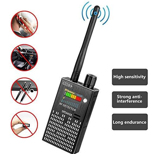 TBDLG Detector De SeñAl Anti-EspíA, Detector De SeñAl GPS, Dispositivo De Escucha, Radar, EscáNer De Radio, Alarma De SeñAl InaláMbrica