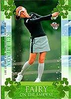 BBM2011 女子プロゴルフカードセット FAIRY ON THE FAIRWAY レギュラーカード No.13 北田瑠衣