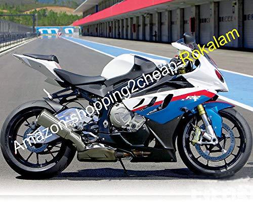 Kit de carénage de moto ABS multicolore pour S1000RR 2010 2011 2012 2013 2014 S 1000RR 10 11 12 13 14 S1000 RR (moulage par injection)