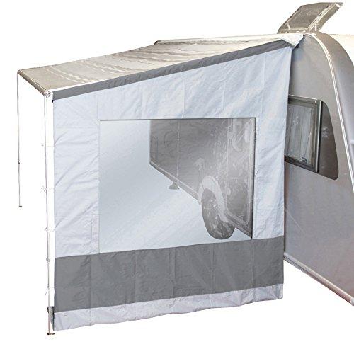 Bo-Camp 4471562 Seitenwand, hellgrau, 250 cm