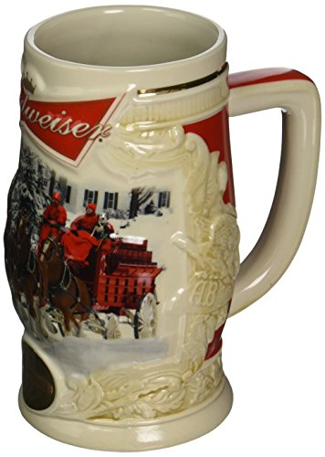 Budweiser 2014 Holiday Stein