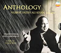 Anthology - Traditional Sufi Qawwalis, Live In London 14 December 1989 (Exclusive Digitally Remastered 4-CD Collection) Nusrat Fateh Ali Khan by Nusrat Fateh Ali Khan (2013-05-03)