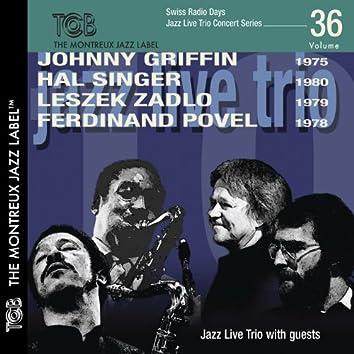 Swiss Radio Days Jazz Live Concert Series Vol. 36