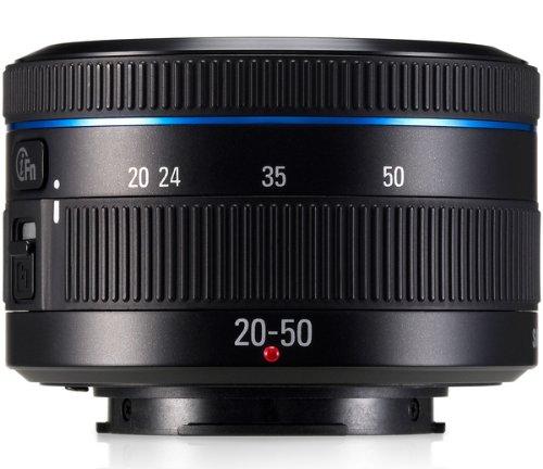 test Samsung EX-S2050BNB i-Function 20-50 mm F3.5-5.6 EDII-Objektiv für die Samsung EX-Serie Deutschland