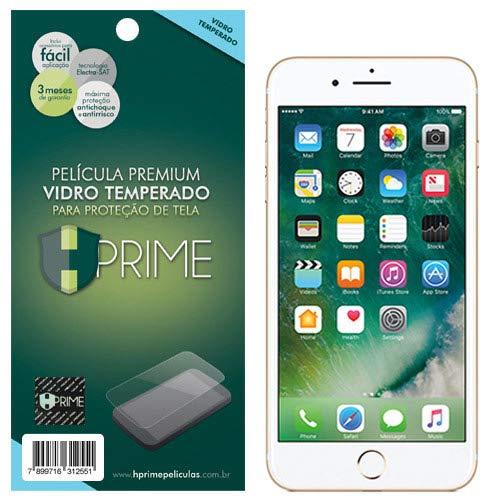 Pelicula de Vidro Temperado 9h para Apple iPhone 7 Plus/8 Plus, HPrime, Película Protetora de Tela para Celular, Transparente