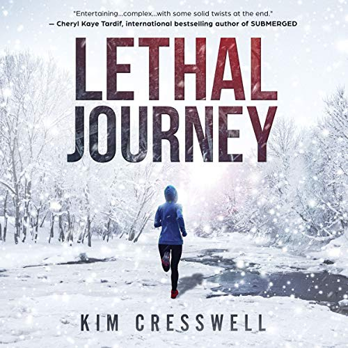 Lethal Journey audiobook cover art