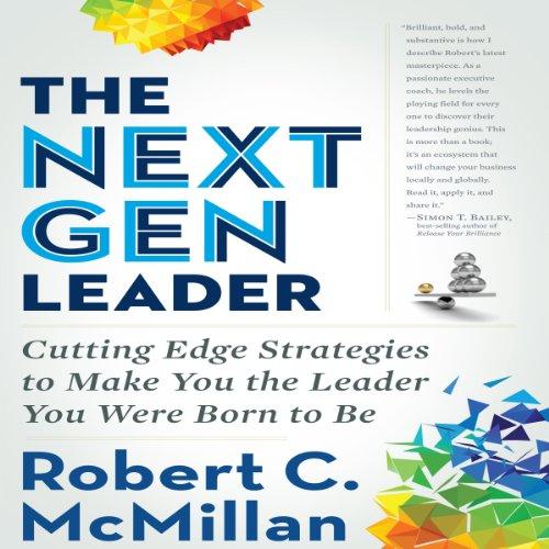 The Next Gen Leader cover art