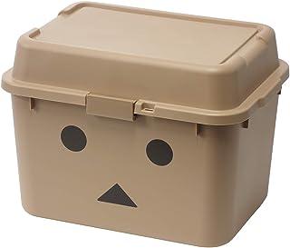 【Amazon.co.jp限定】JEJアステージ ホームボックス ダンボー 日本製 宅配ボックス 収納ボックス おもちゃ収納 アウトドア収納 68L [幅62×奥行44×高さ44.5cm]