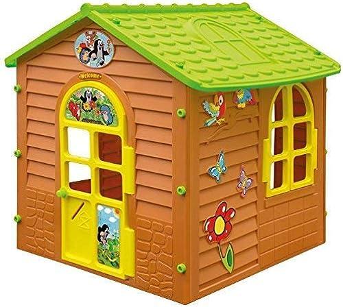 estilo clásico Moch Toys 5907442107548XL Casa de de de Juguete Topo de jardín hogar Niños casa de Juguete  echa un vistazo a los más baratos