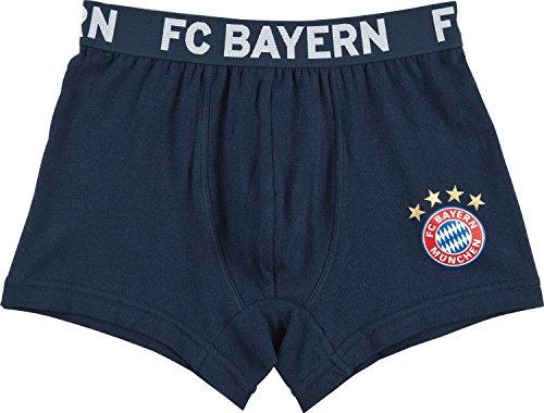 FC Bayern Shorts dunkelblau Größe 164