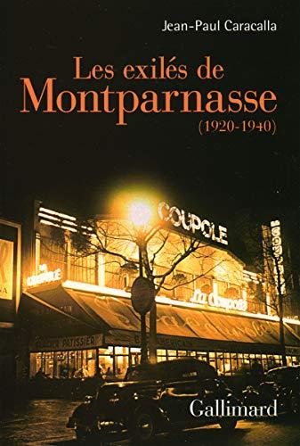 Les Exiles De Montparnasse 1920 1940