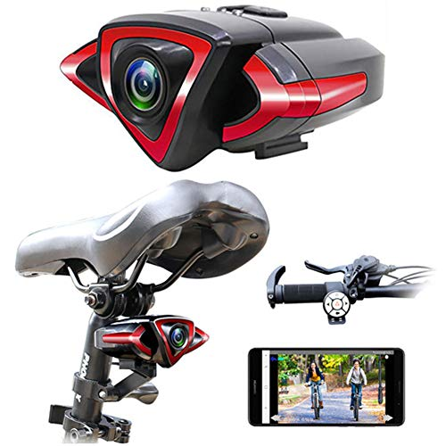 Bicycle Rearview Camera Every Biker Needs