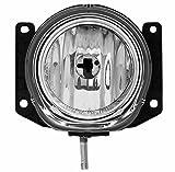 AD Tuning GmbH & Co. KG DEPO Niebla Faro Izquierdo = Derecho H1NSW Fog Lamp
