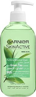 Garnier Purifying Botanical Wash With Green Tea 200 ml, Pack of 1