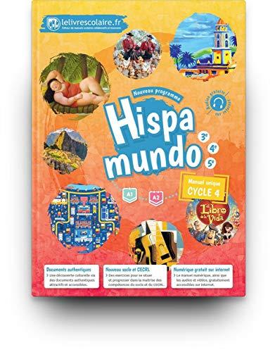 Espagnol Cycle 4 Hispamundo