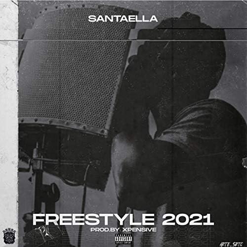 Santaella  feat. Xpensive