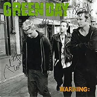 Best green day warning album cover Reviews