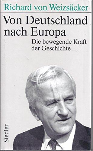 Von Deutschland nach Europa
