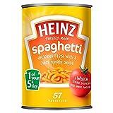 Heinz Spaghetti en Salsa de Tomate 400g