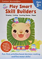 Play Smart Skill Builders Age 3+: At-home Activity Workbook