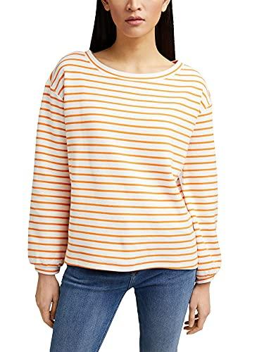 ESPRIT Sweatshirt aus Organic Cotton