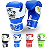 CKE Kids Boxing Gloves for Kids Boys Girls Junior Youth Toddlers Age 5-12 Years Training Boxing Gloves for Punching Bag Kickboxing Muay Thai