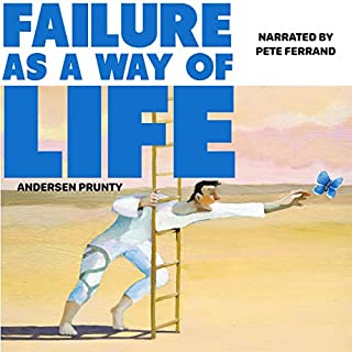 Failure as a Way of Life audiobook cover art