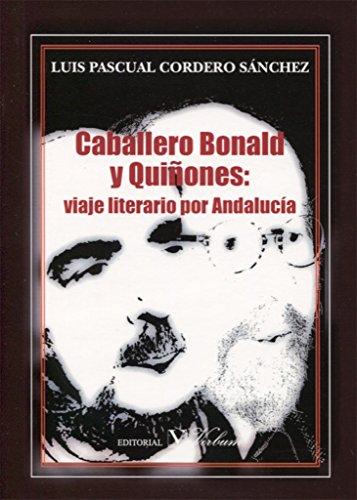 CABALLERO BONALD Y QUIÑONES (Ensayo)
